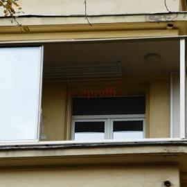 Финская система остекления балконов - Пример 27