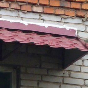 Герметизация конька крыши