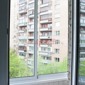 Вид на Provedal из комнаты