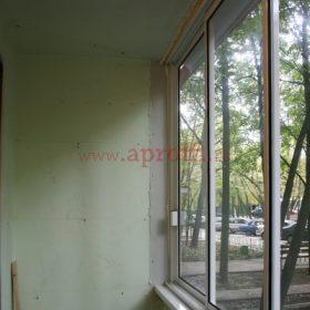 Финская система остекления балконов - Пример 11