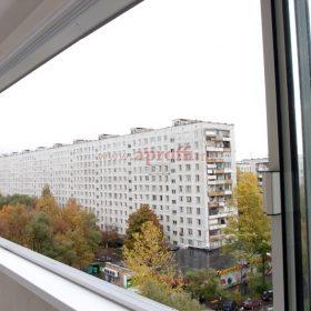 Финская система остекления балконов - Пример 17