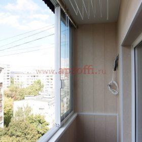 Финская система остекления балконов - Пример 20