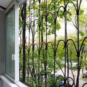 Финская система остекления балконов - Пример 24