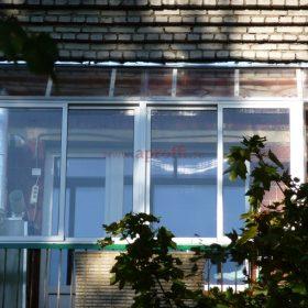 Финская система остекления балконов - Пример 25