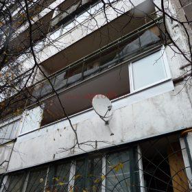 Финская система остекления балконов - Пример 26