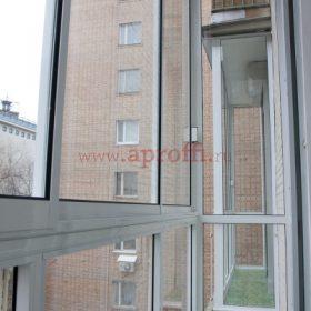 Финская система остекления балконов - Пример 28