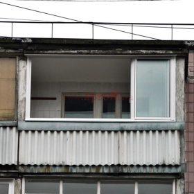 Финская система остекления балконов - Пример 30