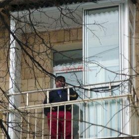 Французский балкон 1