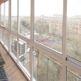 Французский балкон 9