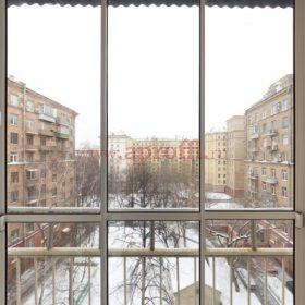 Французский балкон 12