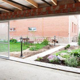 Остекление зимних садов и террас - Пример 2