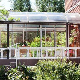 Остекление зимних садов и террас - Пример 3