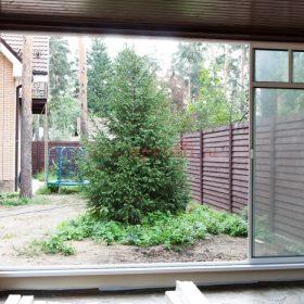 Остекление зимних садов и террас - Пример 4