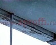 Фото с замера балкона