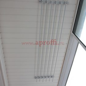 Сушилка на балкон 1400 мм