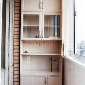 Аксессуары - Шкафы на балкон